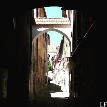 Alleyway in Maribor