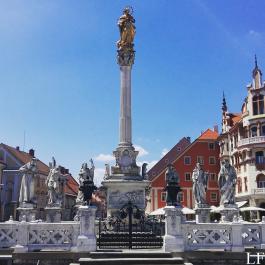 Main Square in Maribor