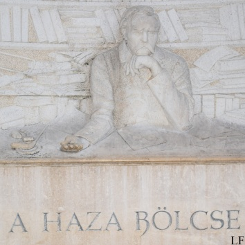Statue of Ferenc Deák, Balatonfüred