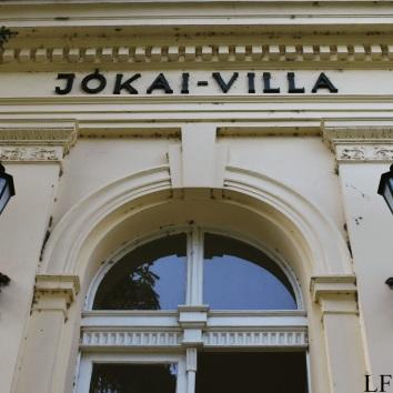 Jókai House in Balatonfüred