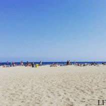 San Sebastian beach, Barcelona