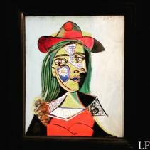 Picasso: Portrait of Marie-Thérése Walter