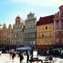 Rynek, Wroclaw