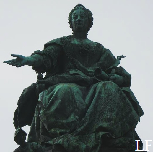 Statue of Maria Theresia