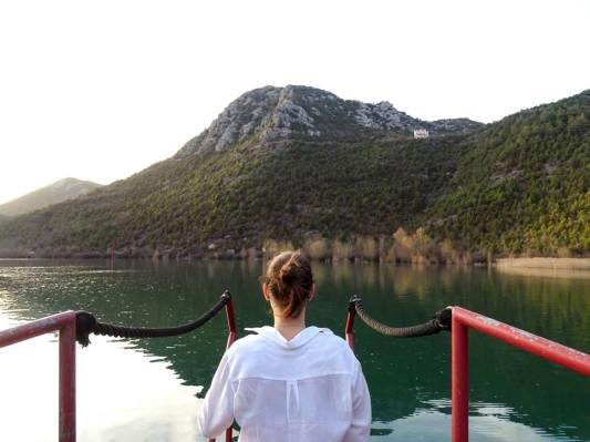 Niki in Kotor