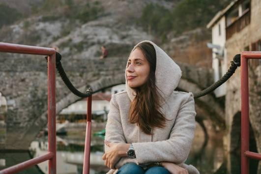 Niki in Montenegro