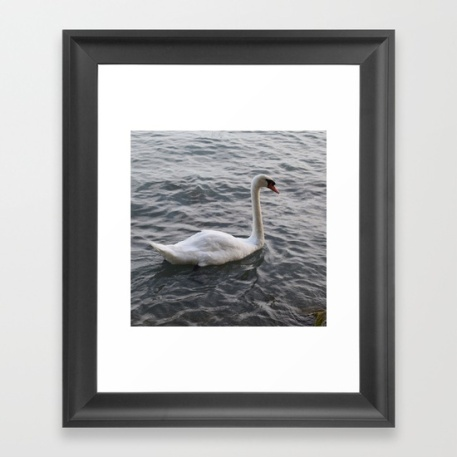Framed print by Lady Fraise
