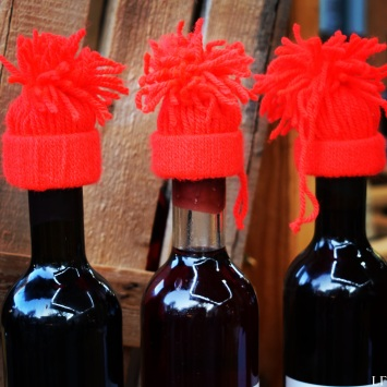 Hungarian wine /Budapest Christmas Fair/