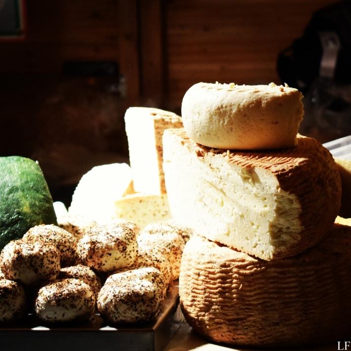 Cheese specialities /Szeged Christmas Fair/