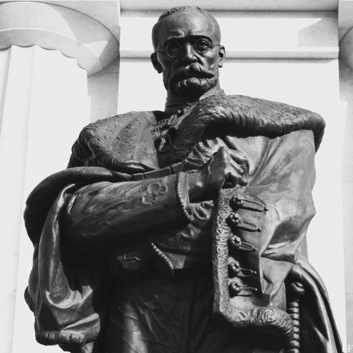 Statue of Count István Tisza