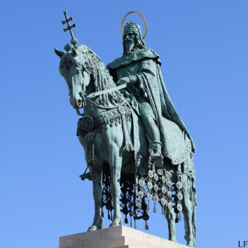 Statue of St. Stephen