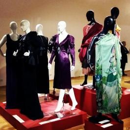 Fashion exhibition in Wroclaw