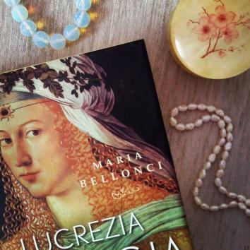 Lucrezia Borgia by Maria Bellonci