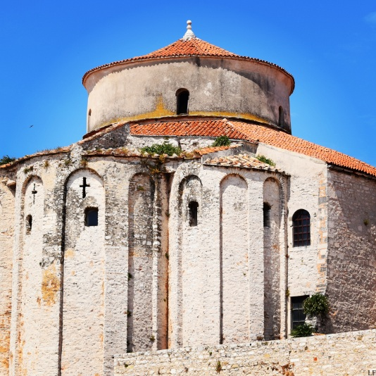Church of St. Donat in Zadar