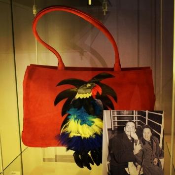 Gala Dalí's bag